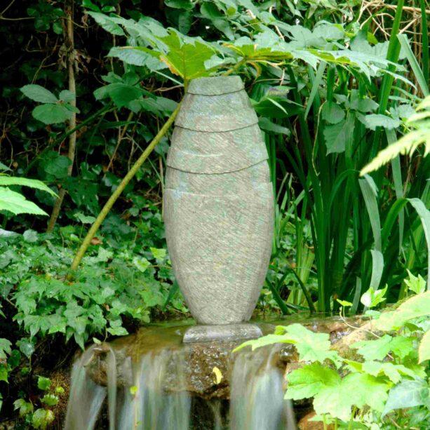 Sturgeon Natural Slate Vase / Sculpture