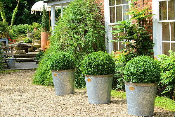 keswick garden planters