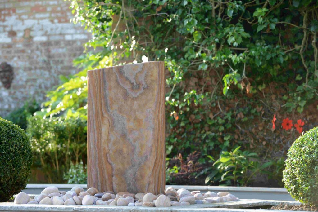 Wing Rainbow Sandstone Water Feature