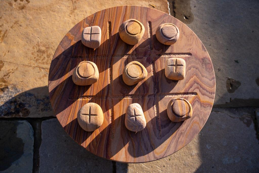 Stone Cross Game