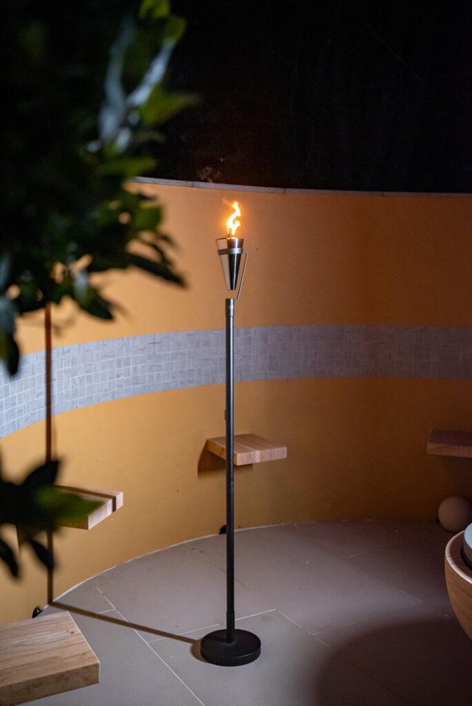 Gemma Garden Torch