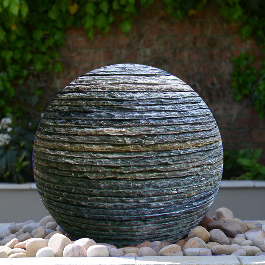 Natural Slate Water Features