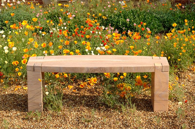 rossco bench rainbow