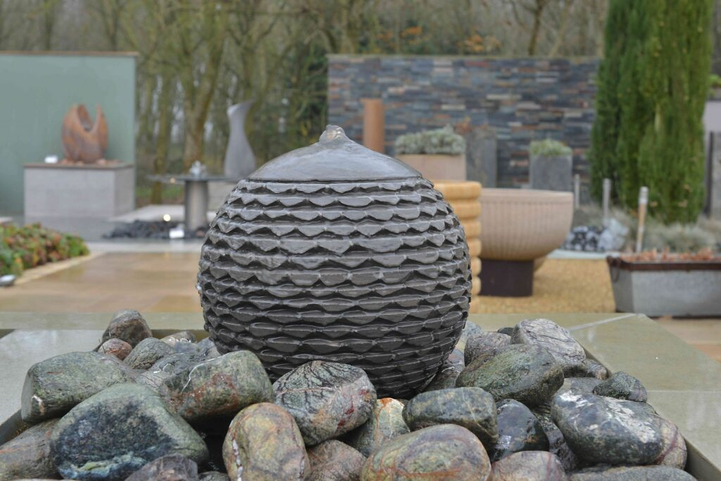 Foras Belmont Inca Water Feature
