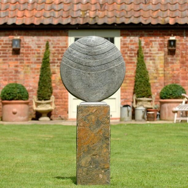 caviara slate sculpture