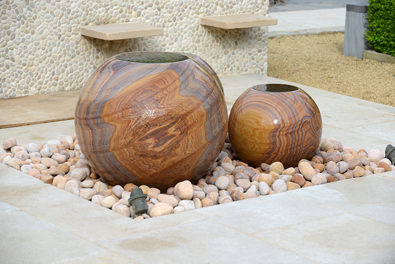 Foras Bliss Trio Water Feature