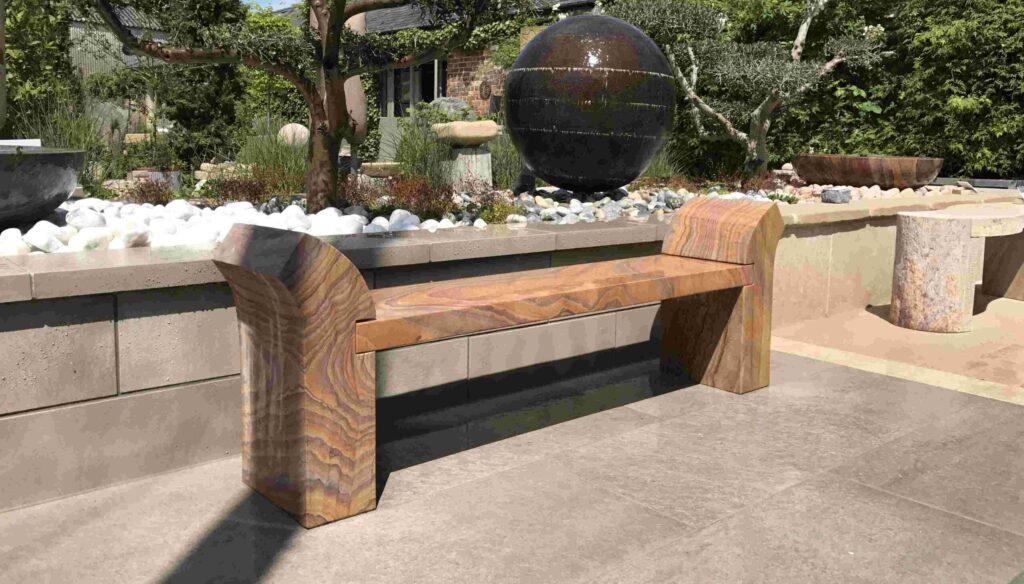 Strabo Rainbow Bench