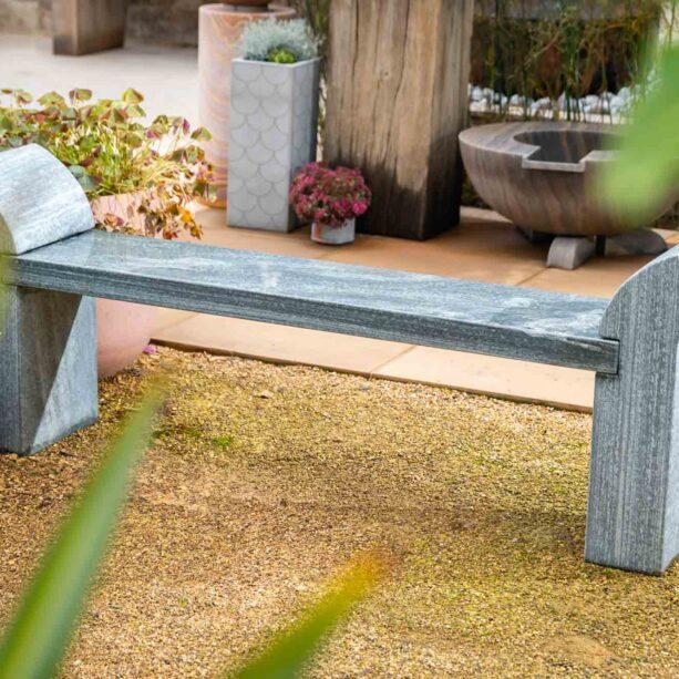 Strabo Ebony bench