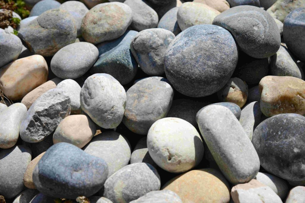 Norfolk Blue Pebbles