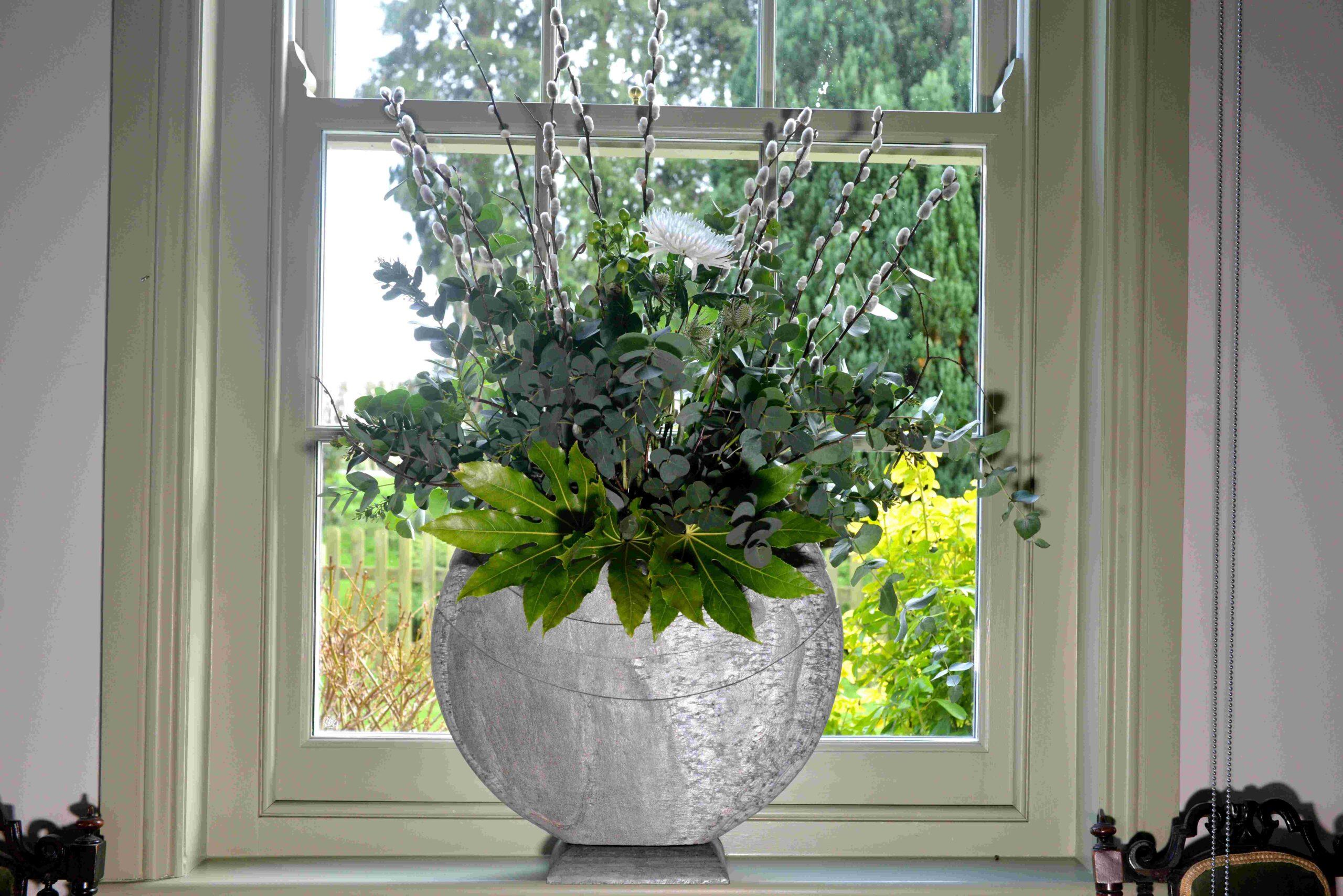 Ikra Natural Slate Vase