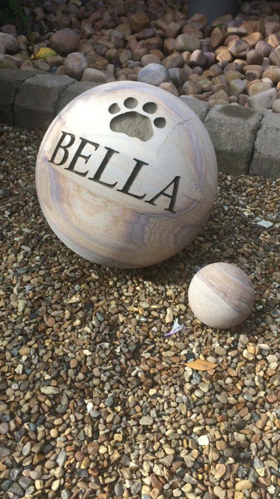 engraved sphere