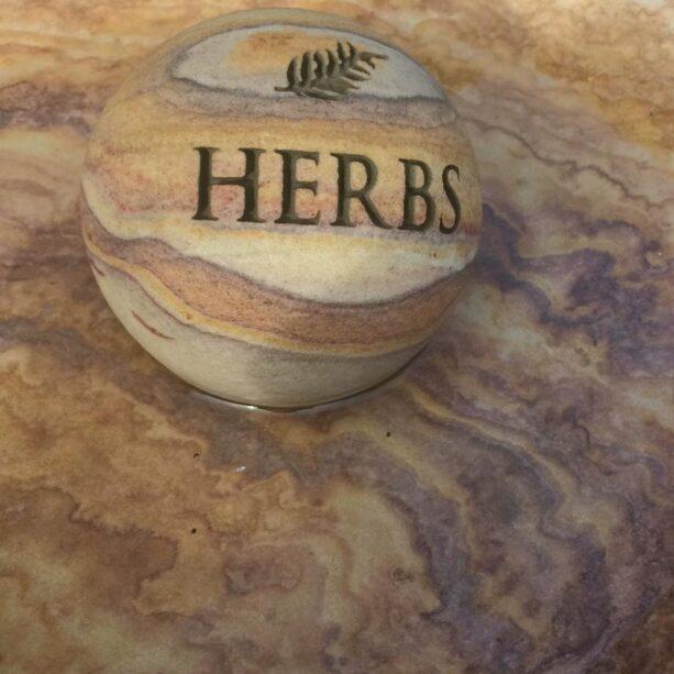 10cm Herb Philosophy Sphere