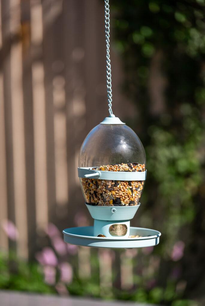 Hazel Eucalyptus bird feeder