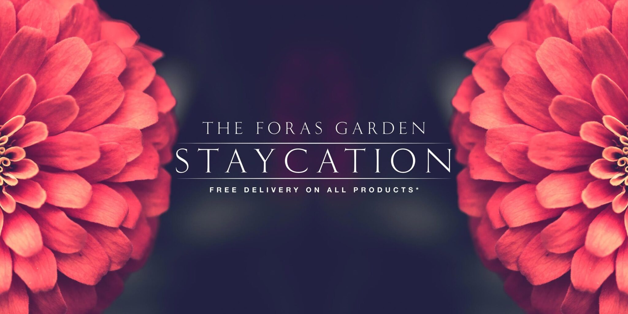 Foras Garden Staycation ART