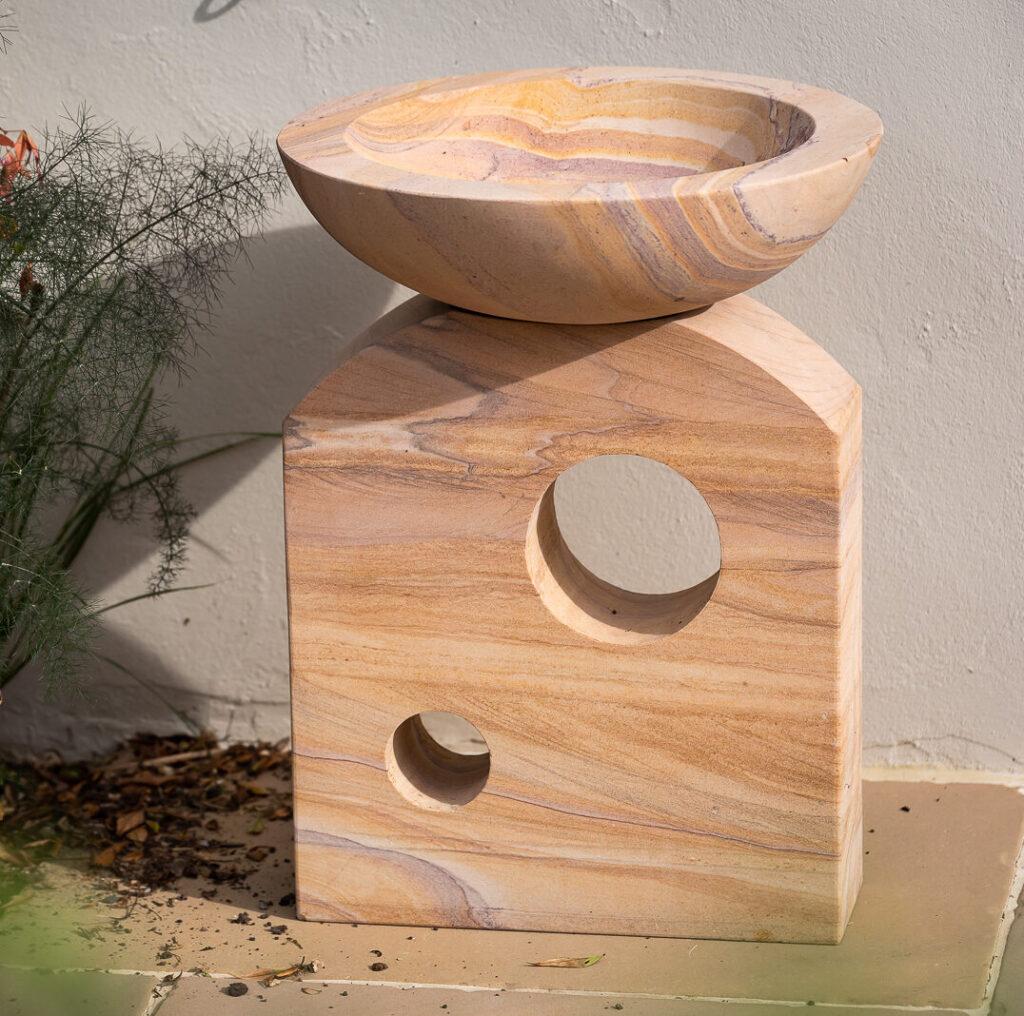 Portobello Bird Bath