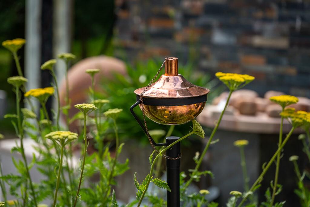 Outdoor Garden Torch