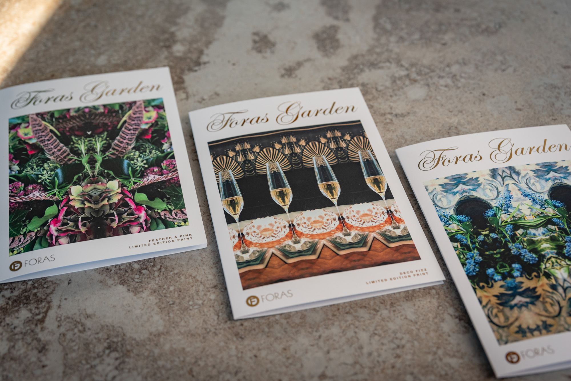 Foras Greetings Cards