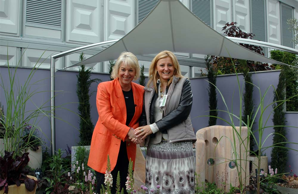 2007 – The First Of Three of RHS Chelsea Flower Show