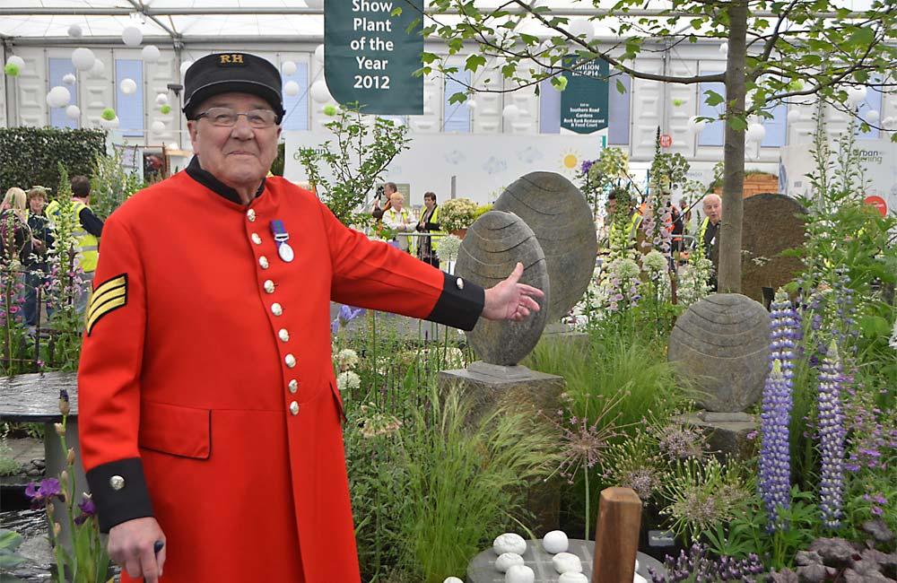 2012 – The First Show Garden