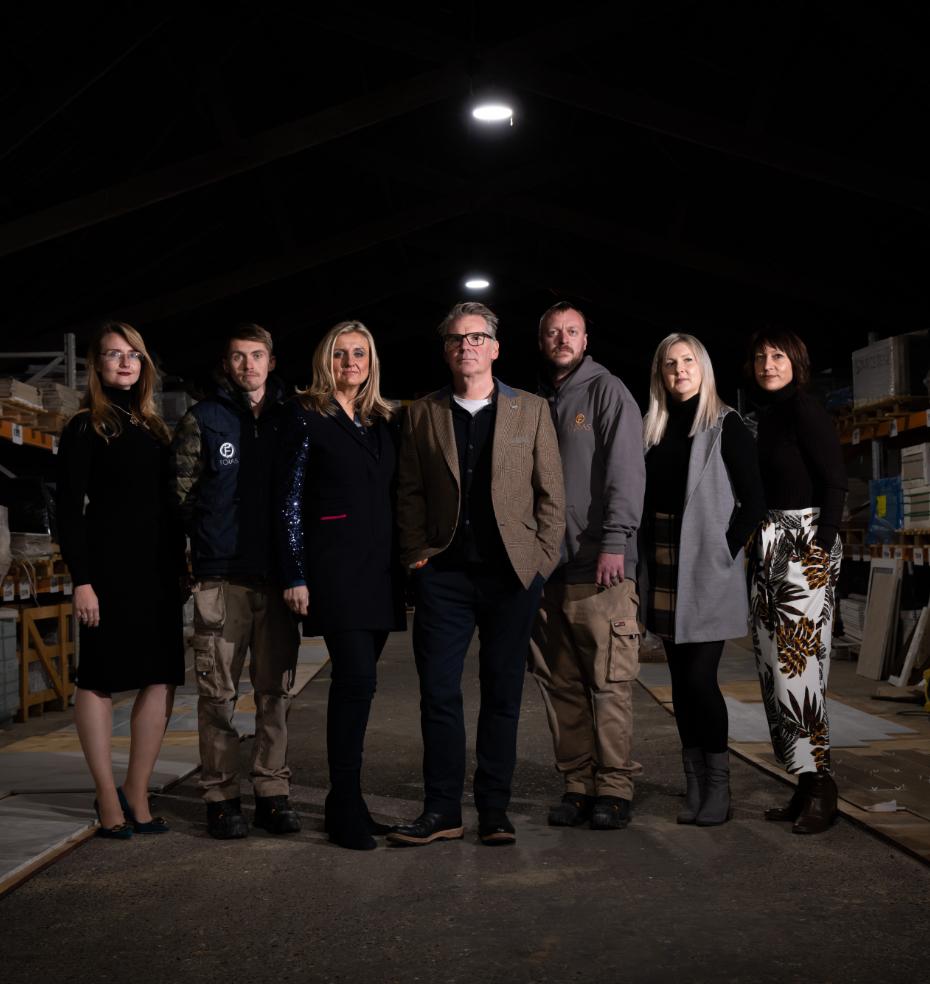 The Foras Team