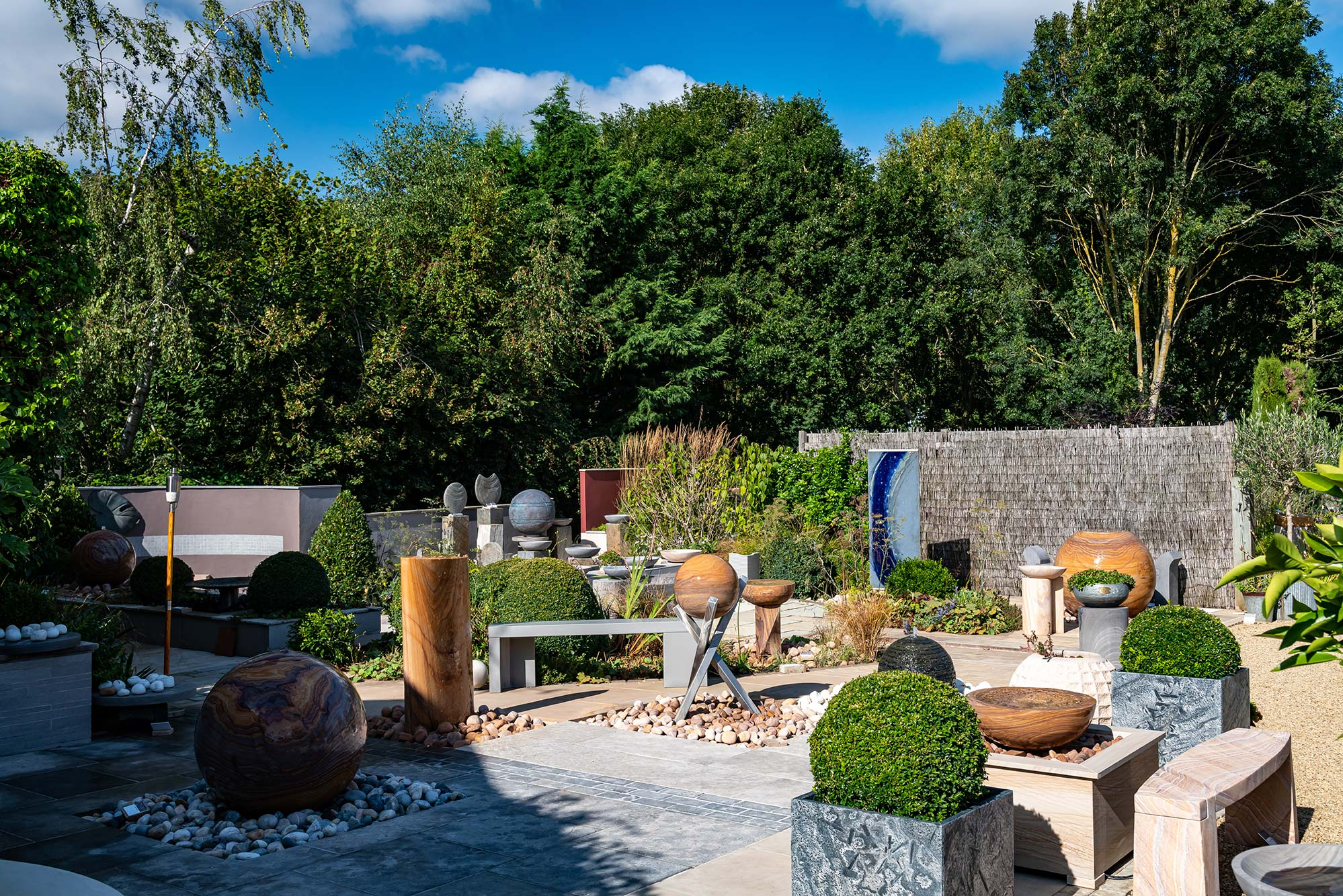 Foras Stowbridge show garden