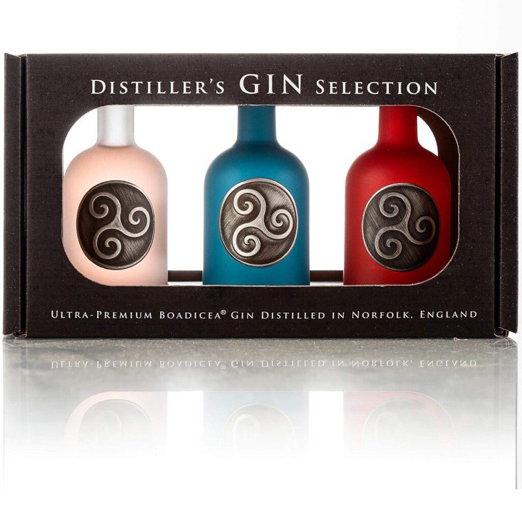 Gin Selection Boadicea