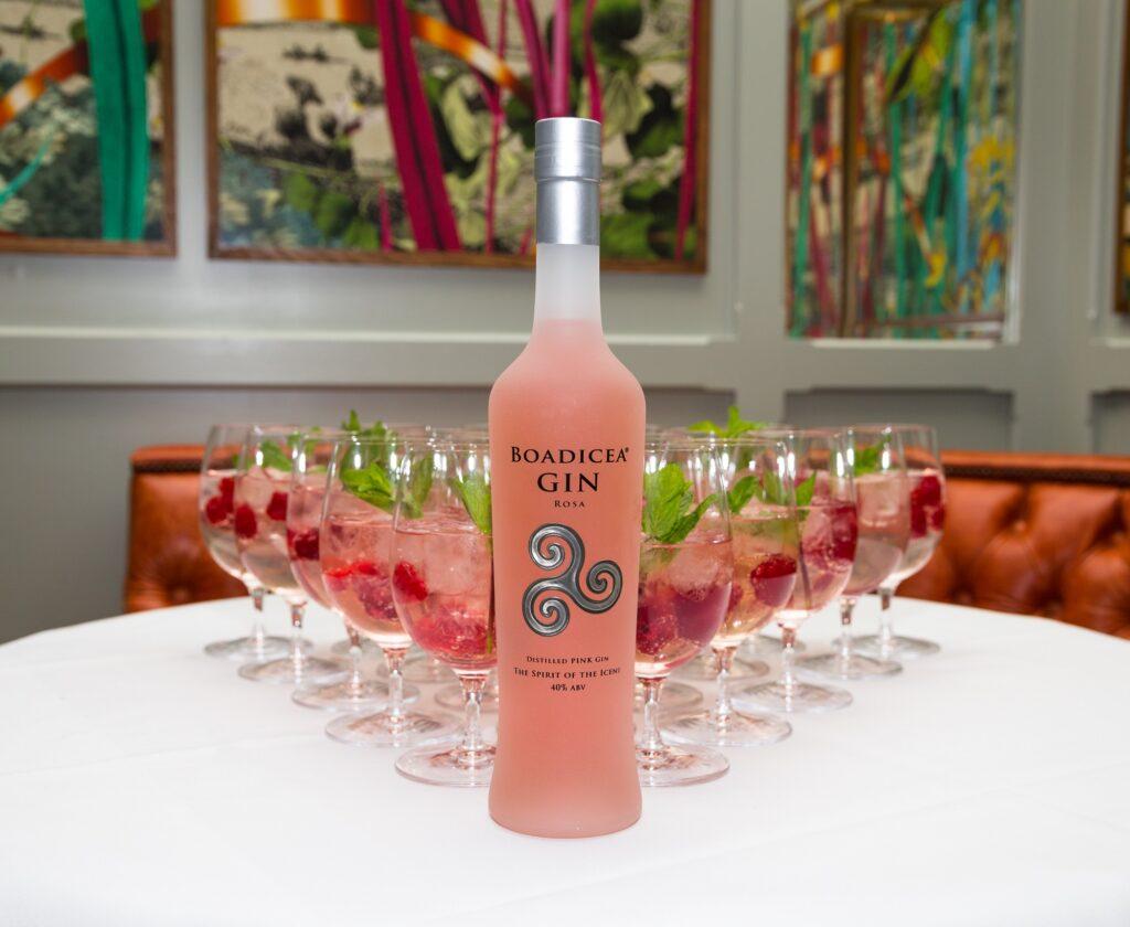 Boadicea Pink Gin