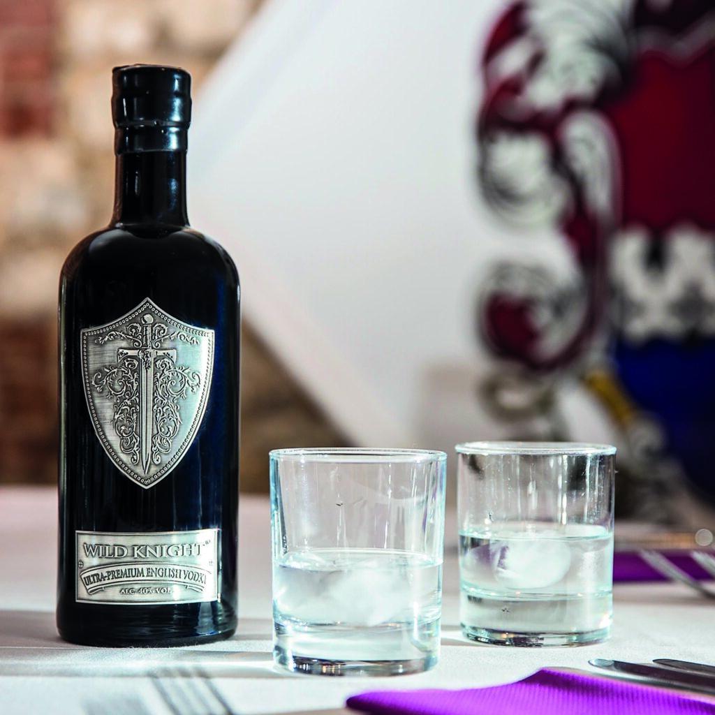 Wild Knight vodka