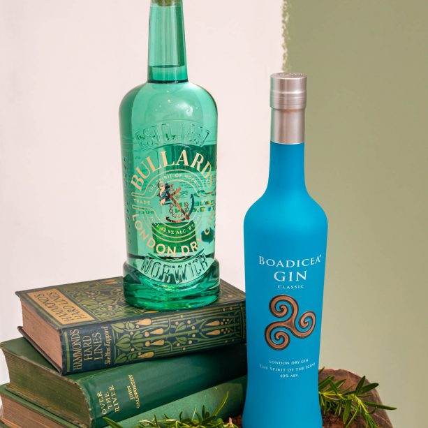 Norfolk Classic collection gin bundle