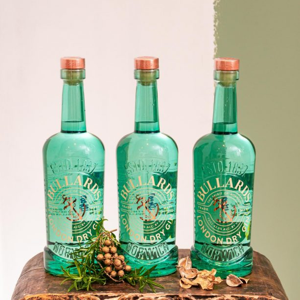London Dry Gin Trio
