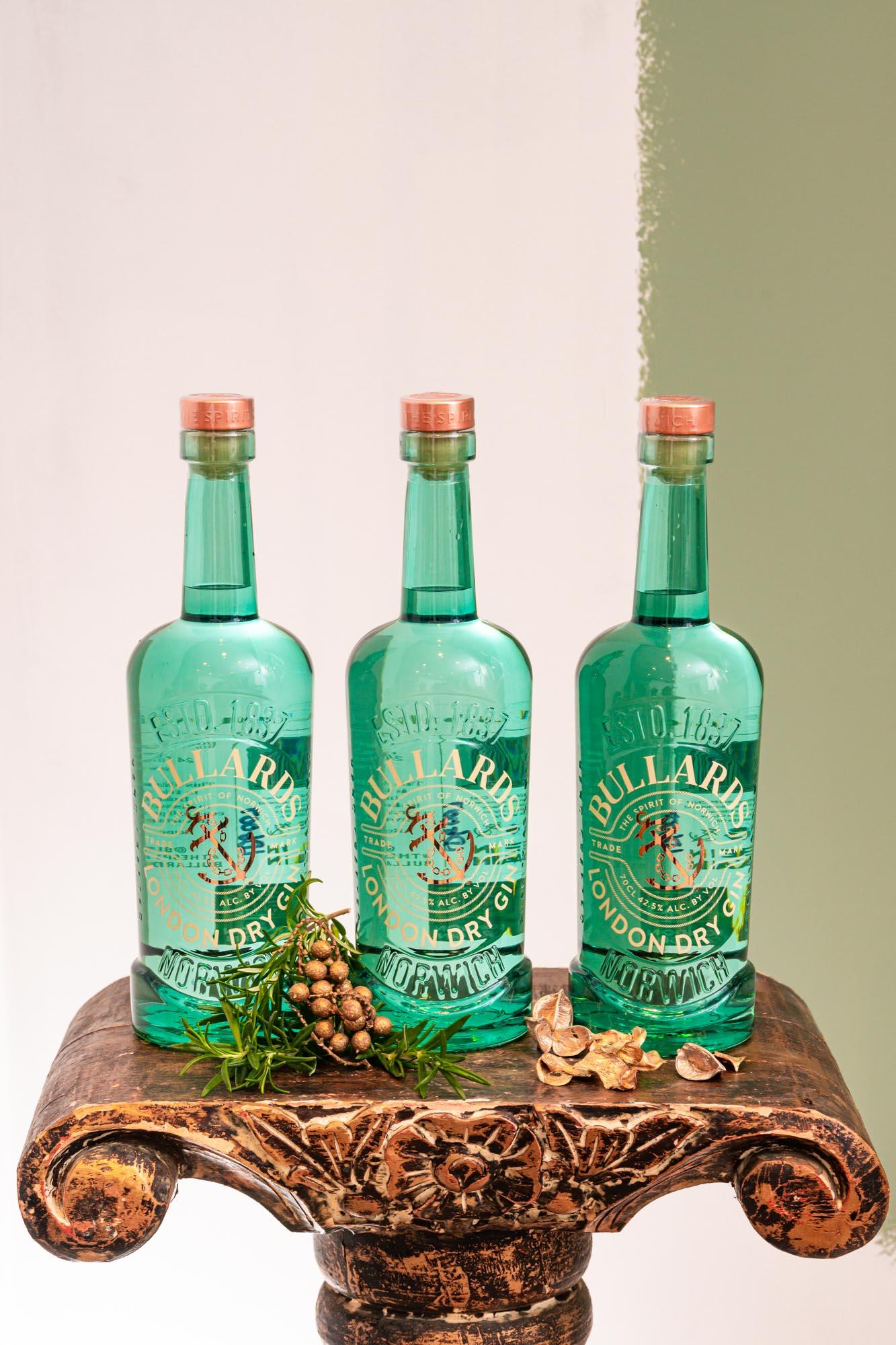 London Dry Gin Trio