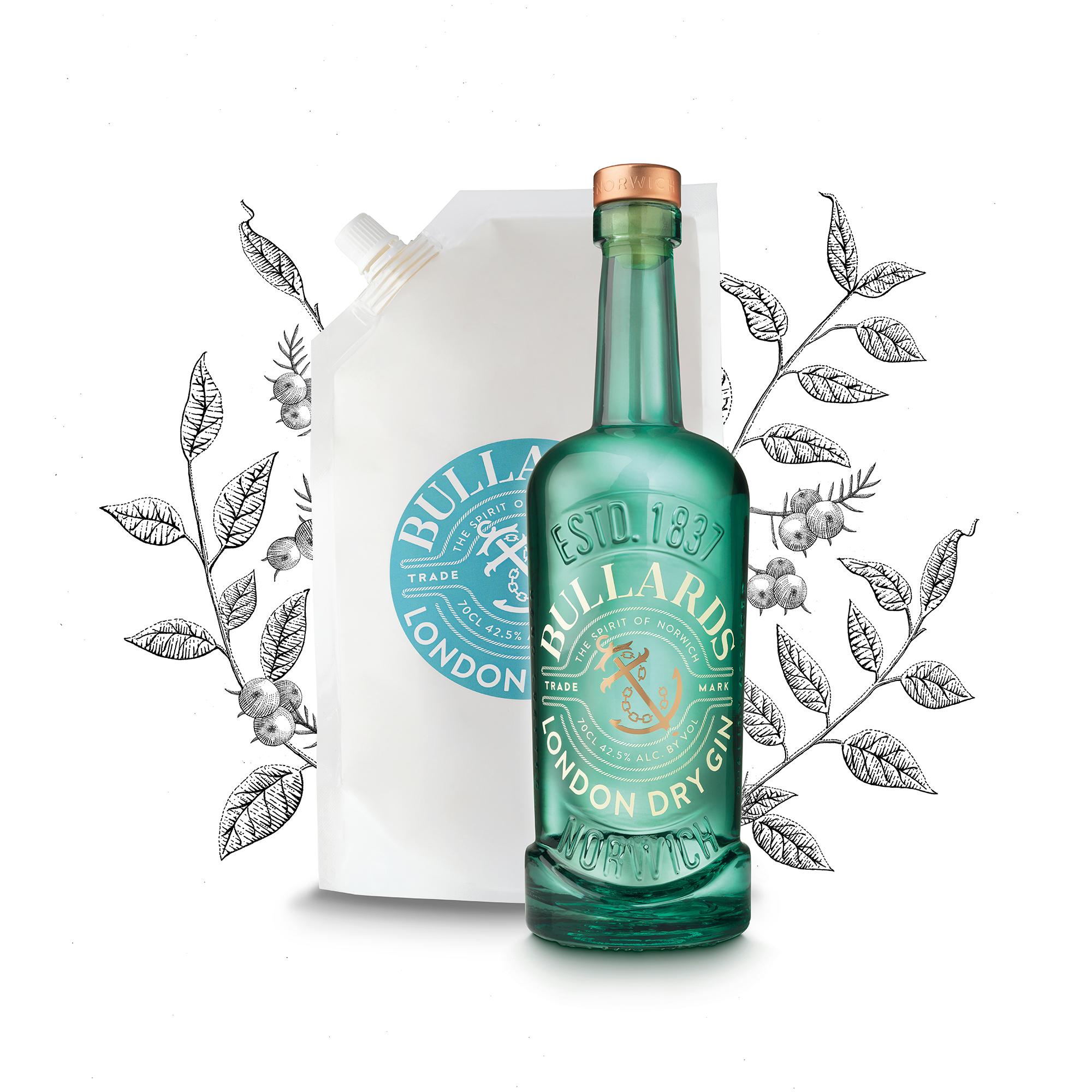 London Dry gin Bundle