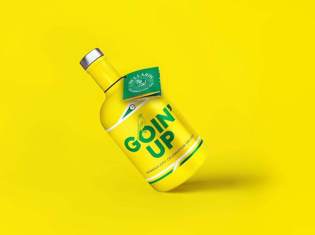 NCFC Celebration Gin