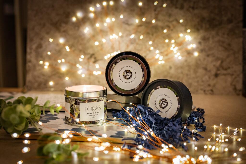 Sloe Noire Candle